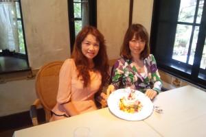 お誕生日おめでとう(^o^)